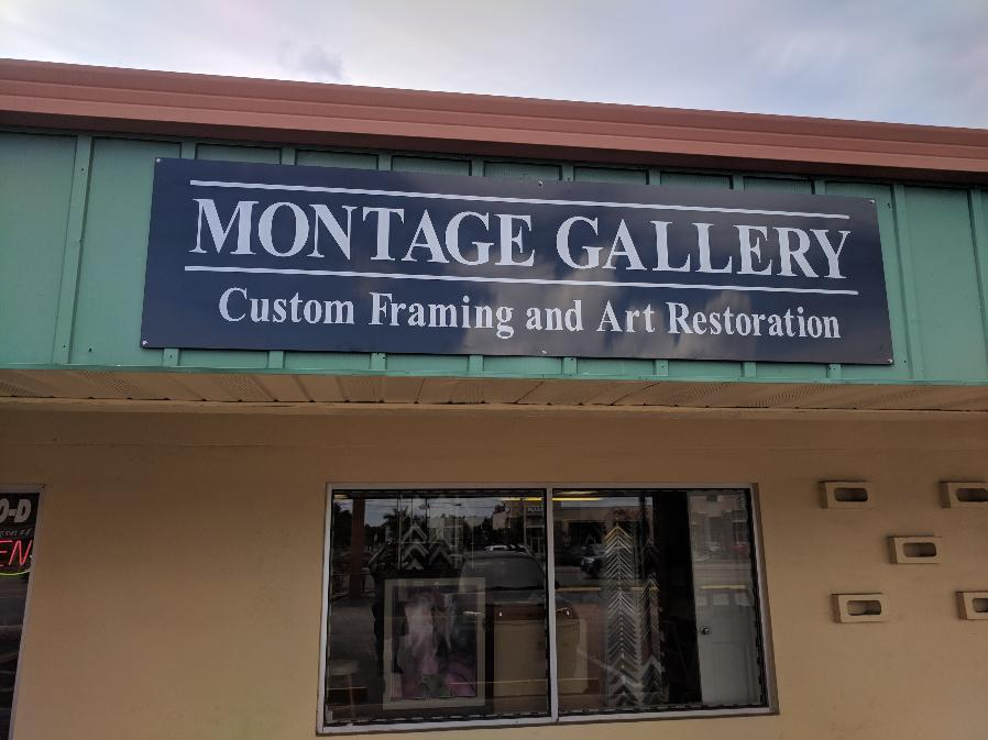 Look For our new sign!